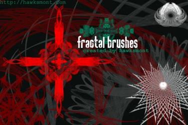 Fractal Brushes by hawksmont