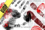 GIMP: Fingerprints