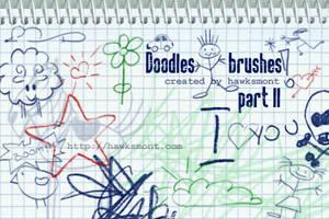 Doodles II by hawksmont