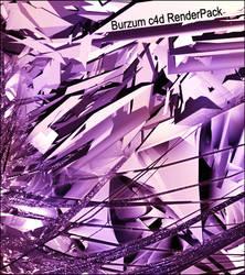 C4d RenderPack by Burzum by xBurzumx