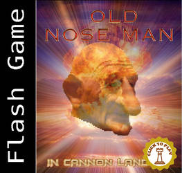 Old Nose Man In Cannon Land