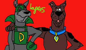 Scooby-Doo And Dynomutt Dog Wonder