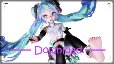 TDA MIKU Append edit chibi ver[DOWNLOAD] by Mzy0924