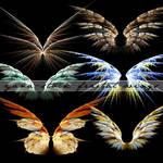 Fractal Wings Pack