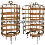3D Stock - Cage Pack