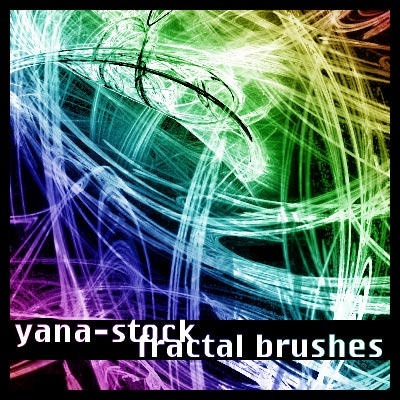 Fractal Brushes by yana-stock