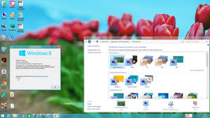 Windows 8 Release Preview VS for Windows 8.1.1 by yash12396