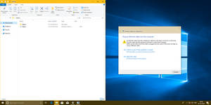 windows 10 stock vs with titlebar text glow by yash12396