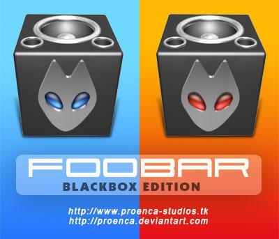 Foobar_Blackbox_icons by proenca