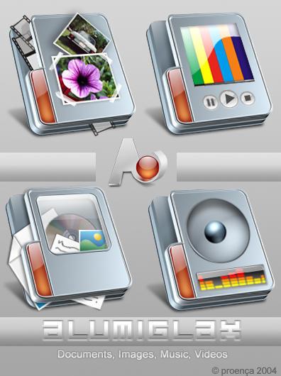 AlumiGlax 2, Special Folders by proenca