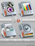 AlumiGlax 2, Special Folders
