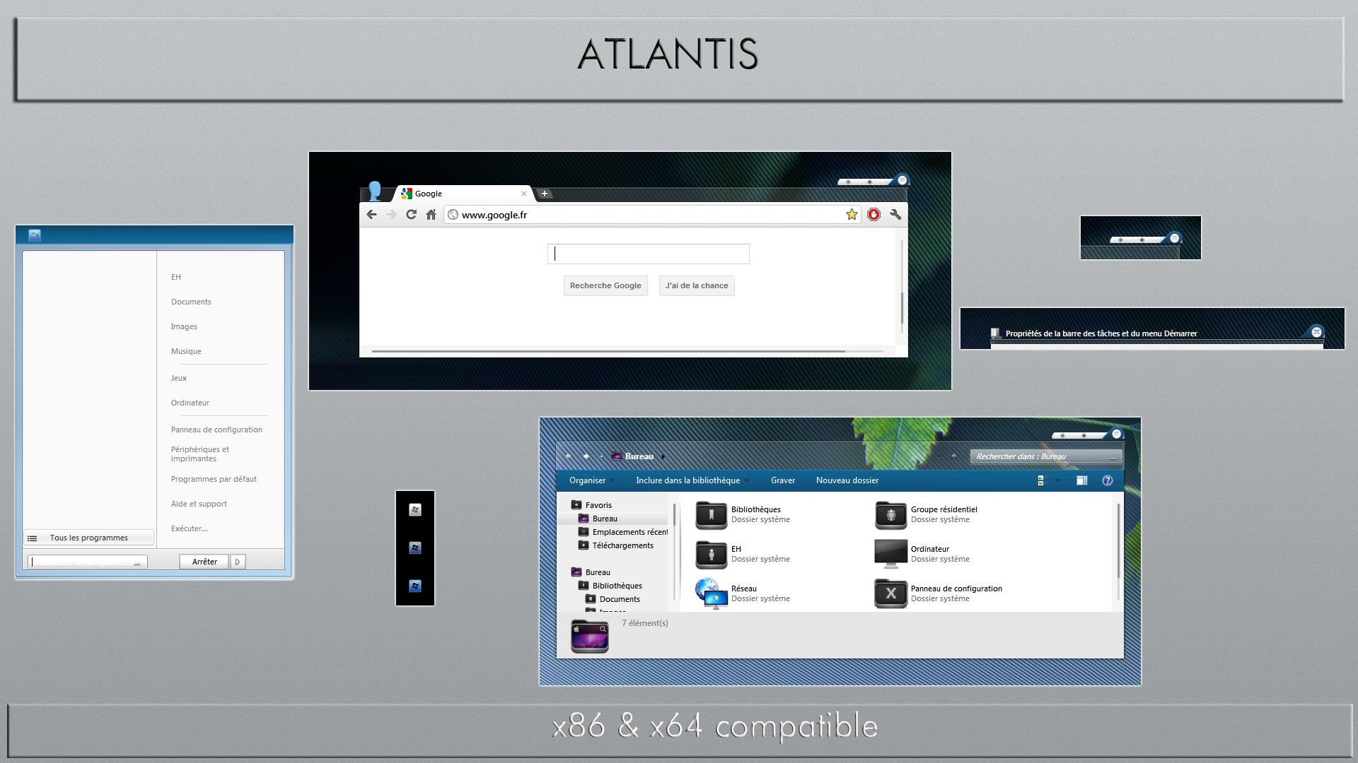 Atlantis by 2befree