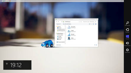 Sombre a visual style for windows 8