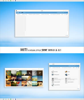 Miti for WIN 8 and 8.1
