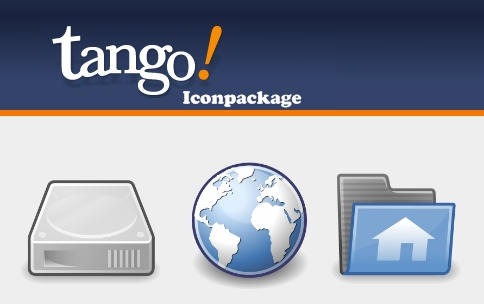 :: Tango Iconpackage :: by sweatyfish