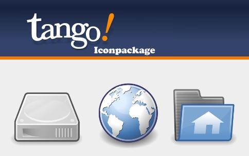 :: Tango Iconpackage ::