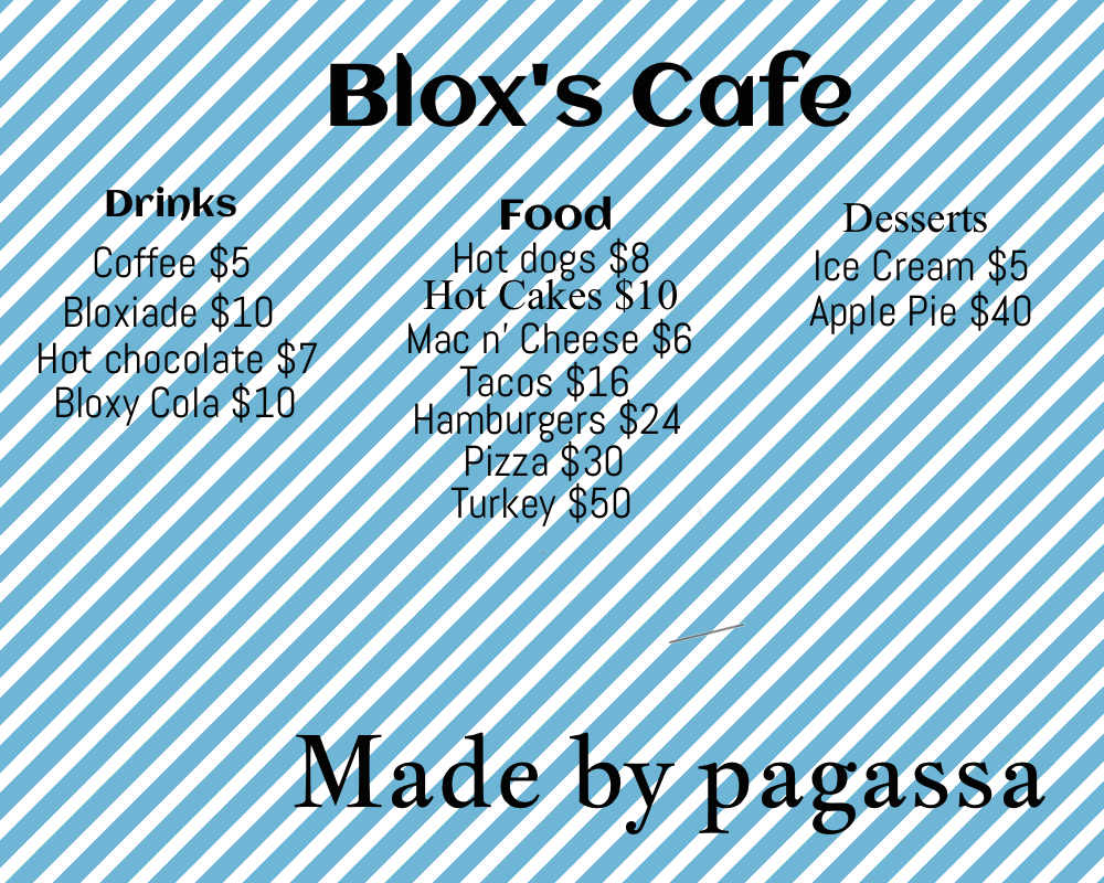 Blox Burg Menu – Home Exsplore