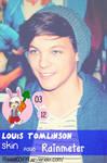 Louis Tomlinso Skin Para Rainmeter (Carrot)