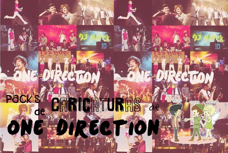 Pack S De Caricaturas De One Direction   By Maarii03189