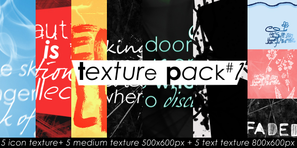 Texture pack #1 by azy0