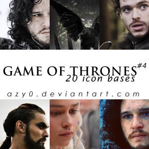 Game of thrones Iconbases By Kaze by azy0
