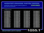 Weapons Data Bank - animated