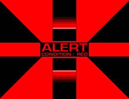 Red Alert ST V - animated by Keiichi-K1
