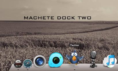 Machete Dock Two