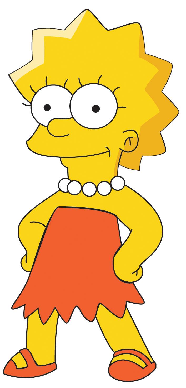 Симпсоны лиза 18 8 фотография