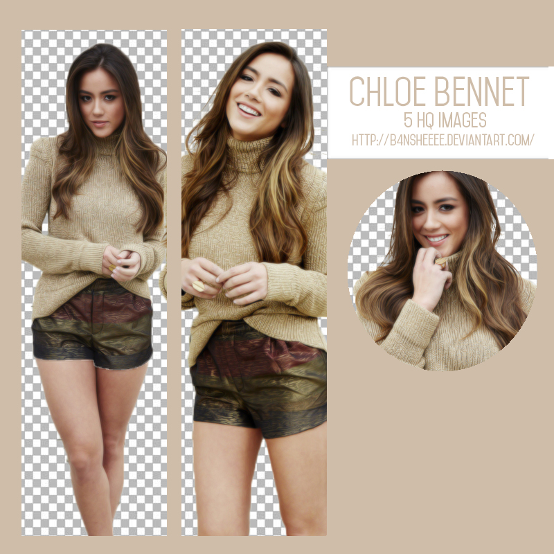 PACK PNG 12 // CHLOE BENNET by Bonitarogue