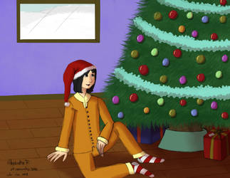 Christmas Morning by historianGirl