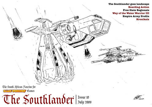 The Southlander Issue 10