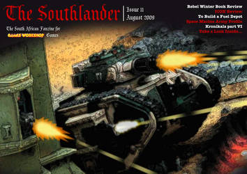 The Southlander Issue 11