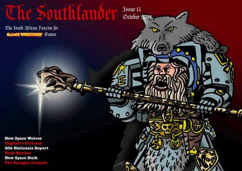 The Southlander Issue 13