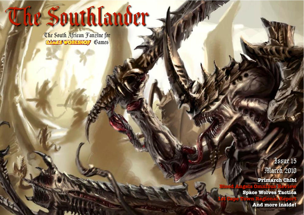The Southlander Issue 15