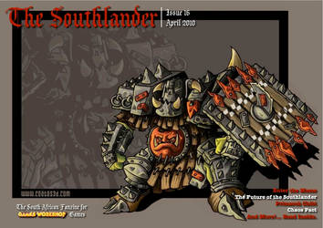 The Southlander Issue 16