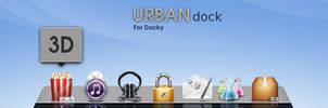 URBAN Docky Theme by half-left