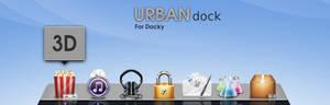 URBAN Docky Theme
