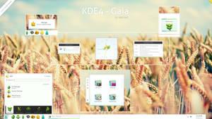 KDE4 - Gaia