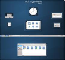 KDE4 - Oxygen-Plasma by half-left