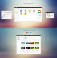 KDE4 - QtCurve Google+