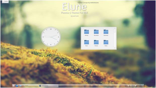 Elune For Plasma 5