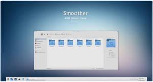 Smoother - KDE Colour Scheme