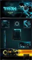 Tron Legacy For Plasma 5