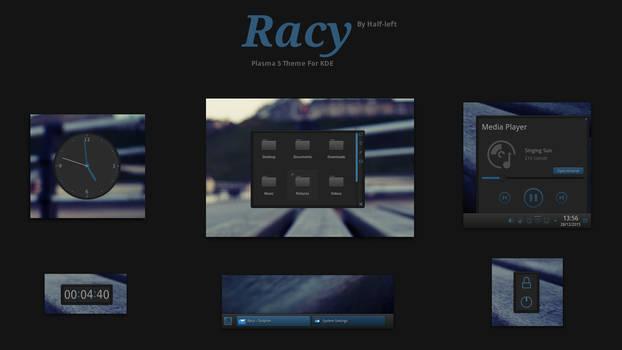 Racy For Plasma 5