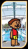 Ronny Dobbs in Backyard Swimming