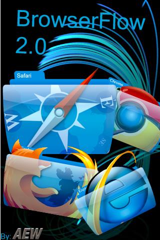 ColorFlow: BrowserFlow 2.0 by A-E-W