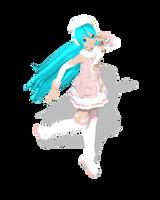 DT Powder Miku VocaloidPics EDITED DL ENDED by VocaloidPics