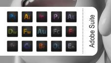 Amana Tab Mod - Adobe Suite by nickpotz