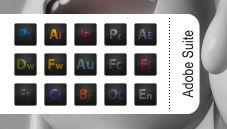Amana Tab Mod - Adobe Suite